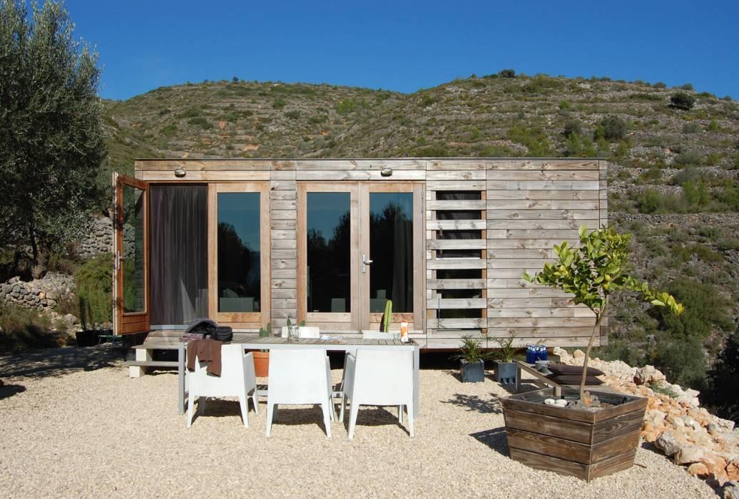 Cómo construir una casa de madera paso por paso - FEPAMA